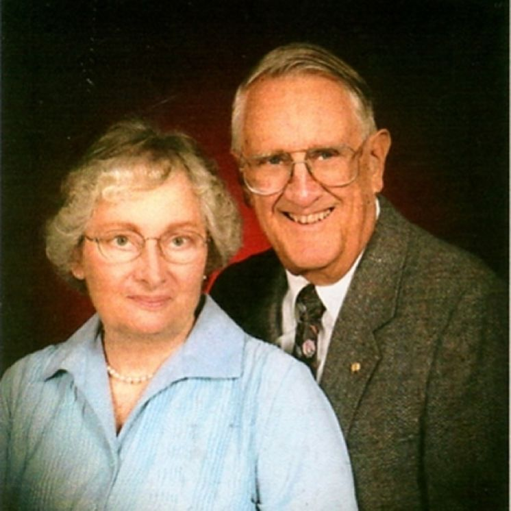 Walter and Marilyn Agee