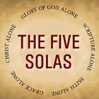 The 5 Solas